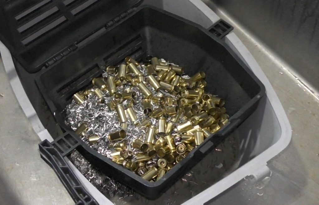 How to clean shell cases for reloading