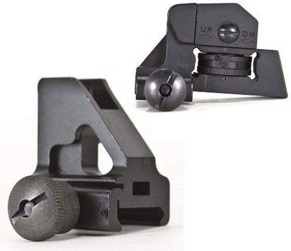 Fixed Iron Sights