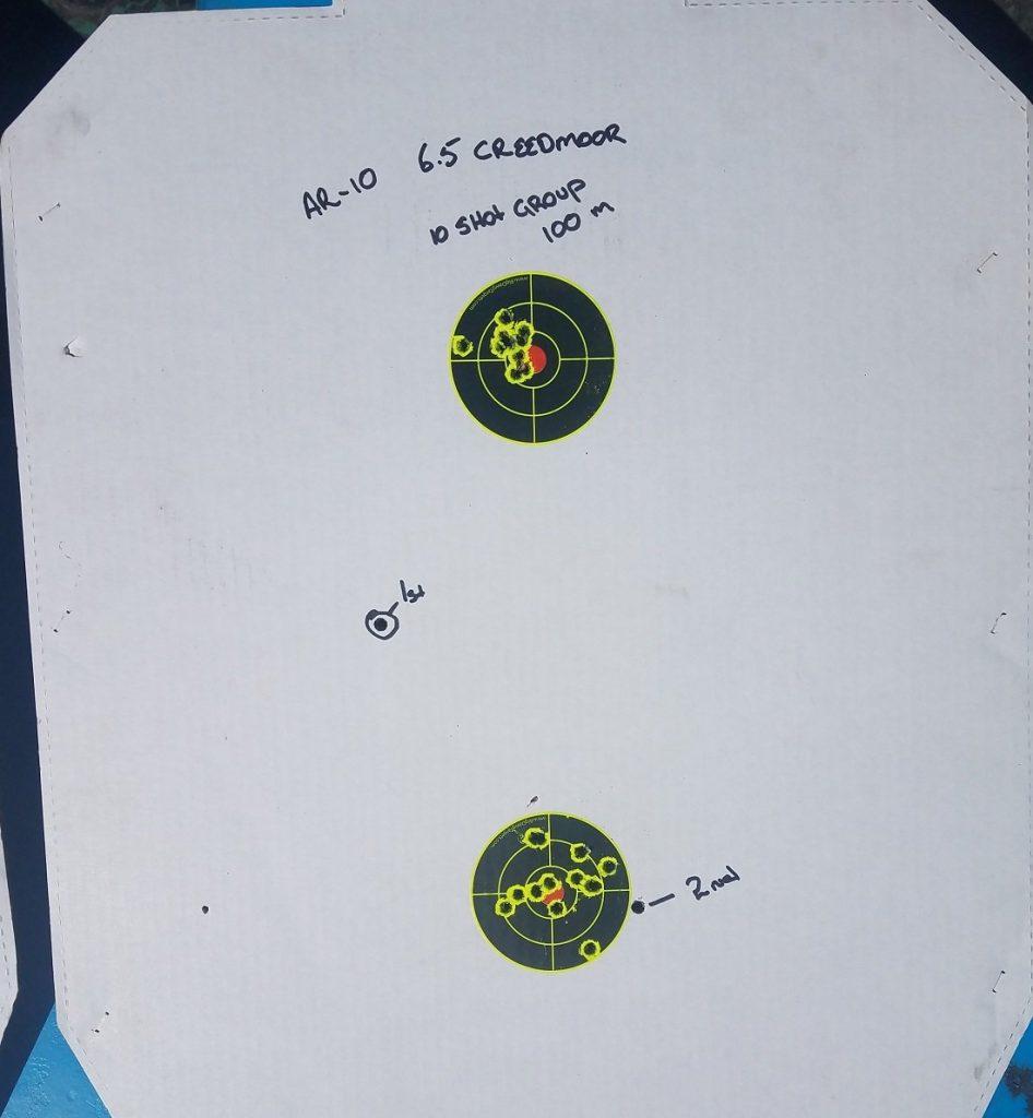 6.5 creedmoor forst target
