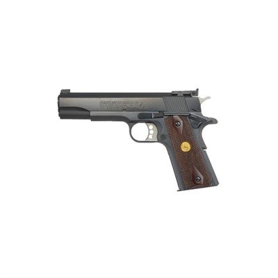 COLT - GOLD CUP NATIONAL MATCH 5IN 45 ACP BLUE 8+1RD