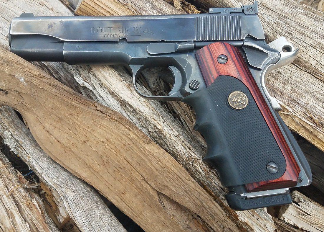 Best 1911 Full size Colt Goverment model