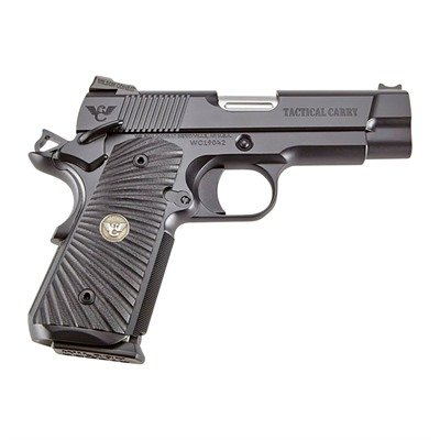 WILSON COMBAT - 1911 TACTICAL CARRY COMPACT