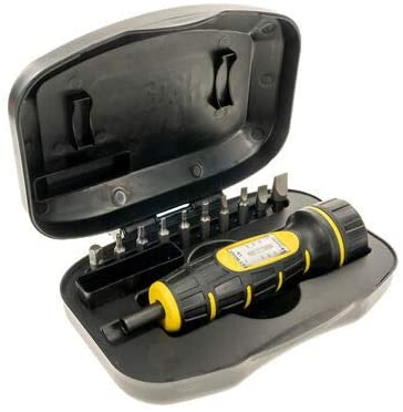 Wheeler Firearms Accurizing Torque Wrench with Inch/Pounds Measurement, Bits and Storage Case