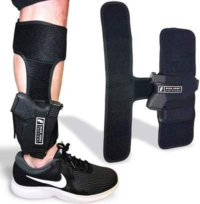 Ankle Holster for Concealed Carry by Bear Arms Tactical