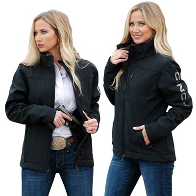Cinch Women's Outdoor Softshell Concealed Carry Jacket