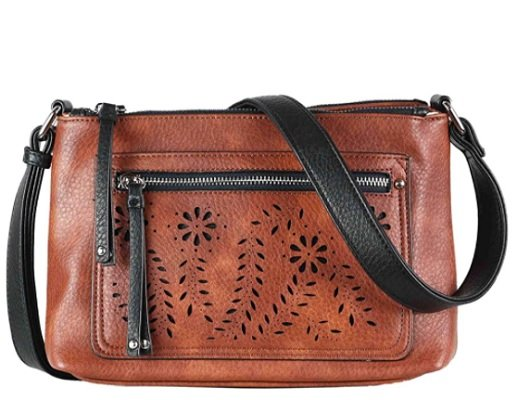 Concealed Carry Purse - Hailey Crossbody by Lady Conceal