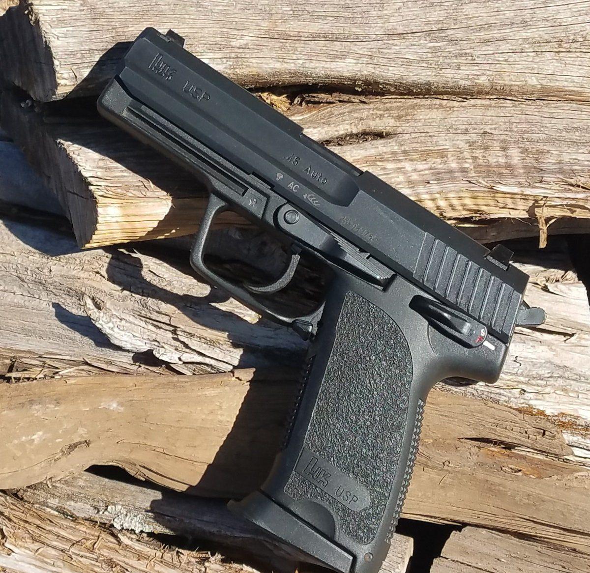 HK USP 45 Pistol