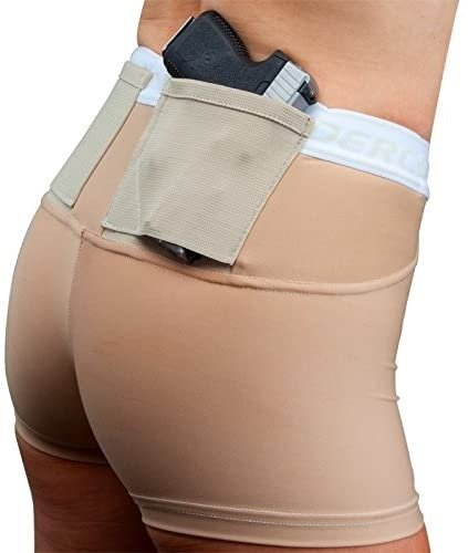 UnderTech UnderCover Women's Concealed Carry Shorts