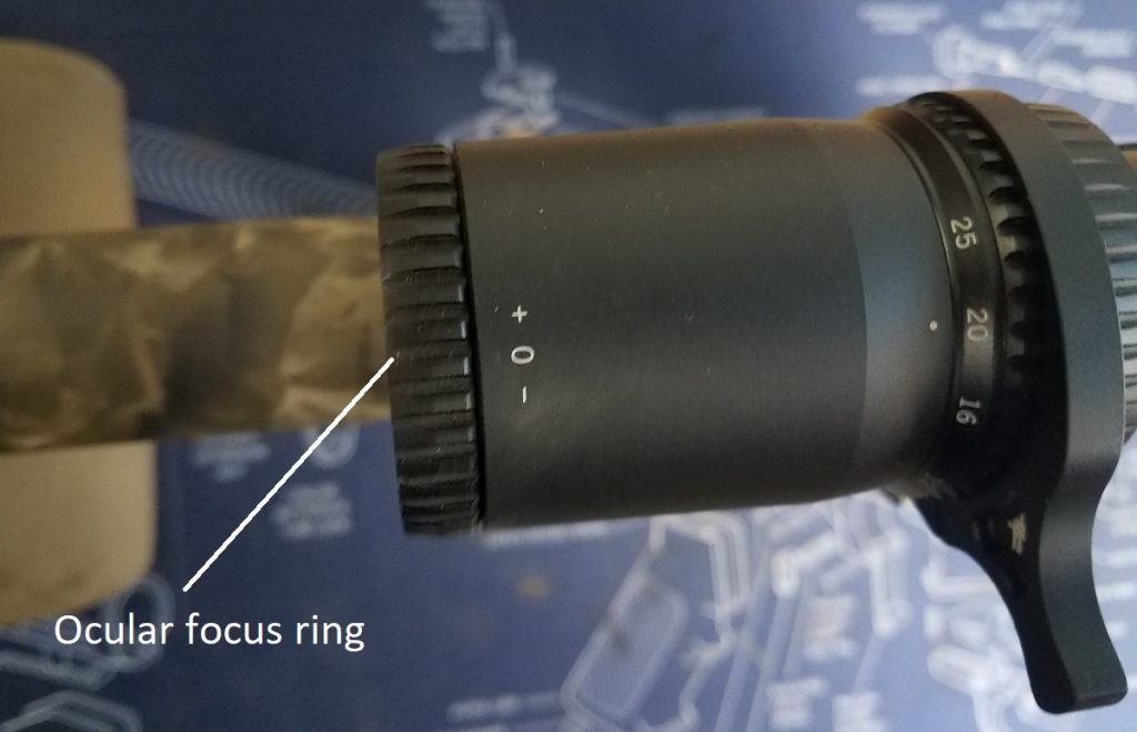 ocular focus ring
