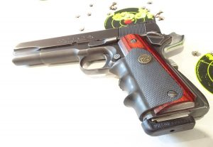 Change your 1911Handgrips