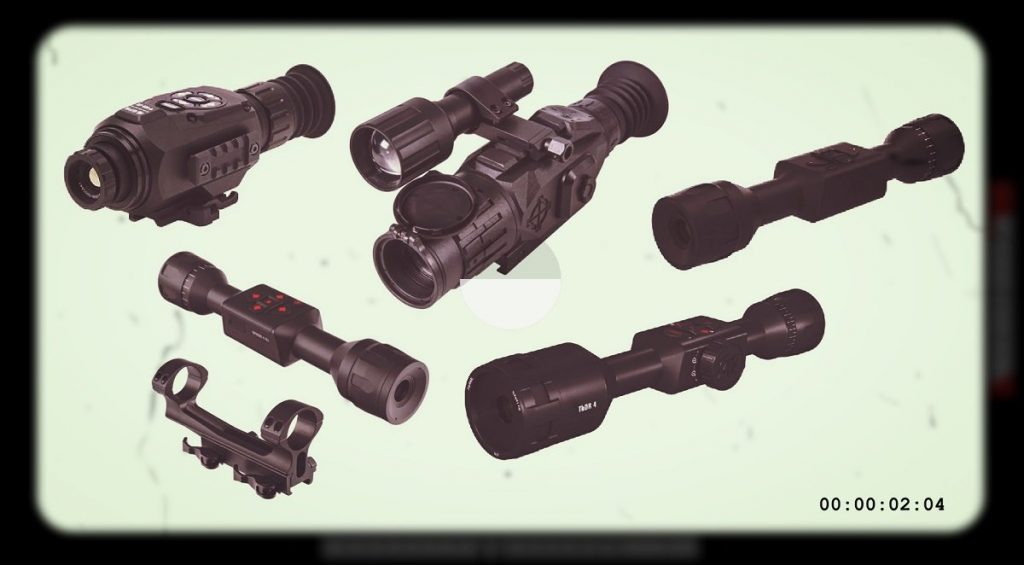 Thermal Rifle Scope Review