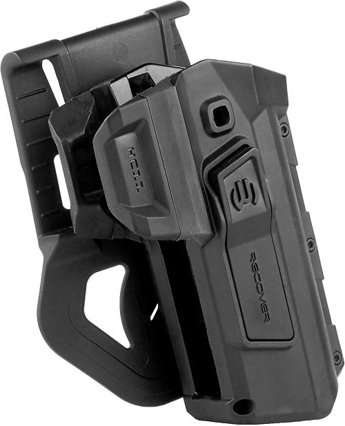 Recover holster for your new 1911