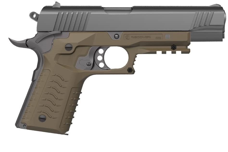 Get a total make over for your 1911
