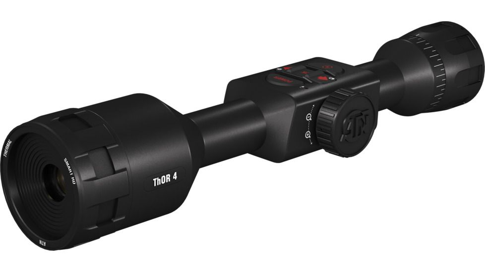 ATN ThOr 4 Thermal Rifle Scope