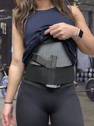 Sporty pistol wear
