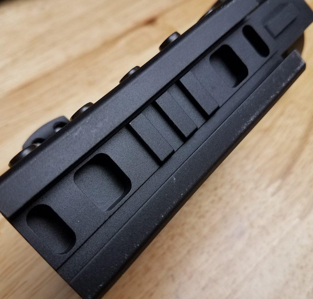Leupold mark AR mount