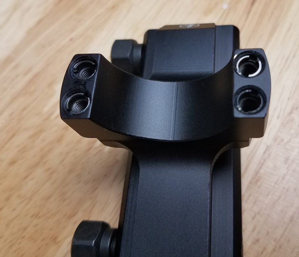 Leaupold Mark 4 Scope mount