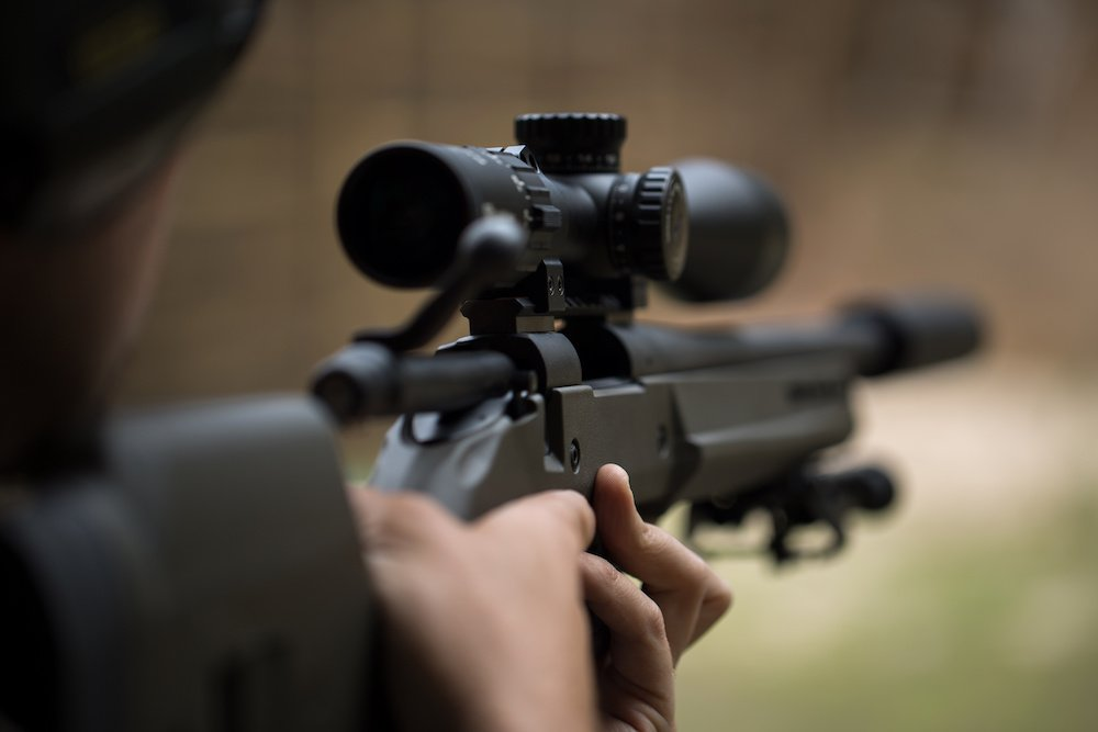 what rifle scopes are made in the usa