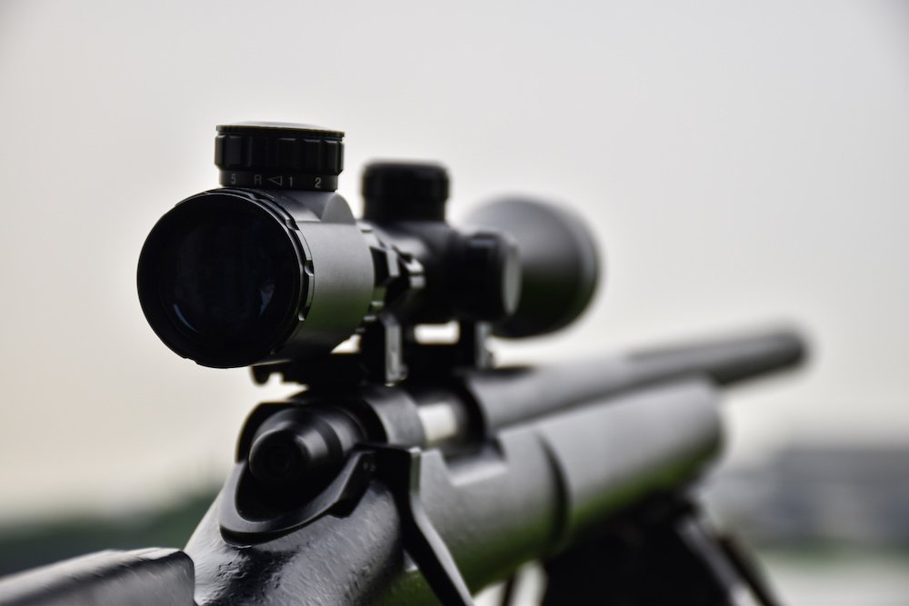 list of what rifle scopes are made in the usa