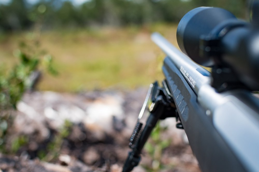 tips on how to zero a rifle scope at 100 yards