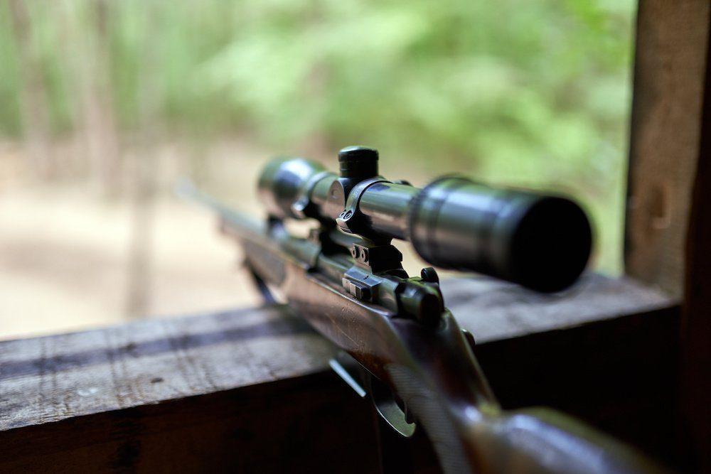 rifle scope magnification vs distance